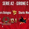 Rangers Bologna vs SHARKS MONZA A2 12-1