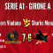 Warriors Viadana vs SHARKS MONZA A1 7-6